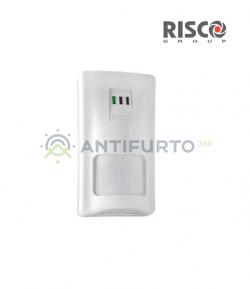 iWise® - Rivelatore a doppia tecnologia Anti-Mask in BANDA X (copertura 25m)-Risco RK825DTG300B