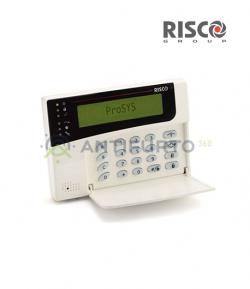 Tastiera Alfanumerica LCD-Risco RP128KCL0ICA