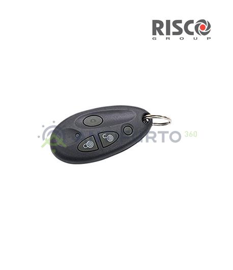 Telecomando a 4 tasti Monodirezionale Rolling Code-Risco RP128T4RC00A