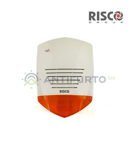 Sirena da esterno con Doppia Protezione Meccanica-Risco RS200WA0000B