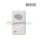 Unità Audio Esterna per remotare microfono ed altoparlante della AGILITY™3-Risco RW132EVL000A