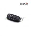 Telecomando bidirezionale 8 tasti Rolling Code-Risco RW132KF2000A