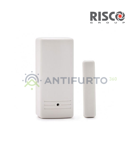 ShockTec™ Radio - Rivelatore sismico a due canali con contatto magnetico-Risco RWT62W86800A
