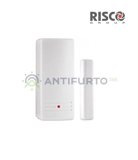 Trasmettitore senza fili Monodirezionale con magnete ed ingresso aggiuntivo-Risco RWT72I86800C