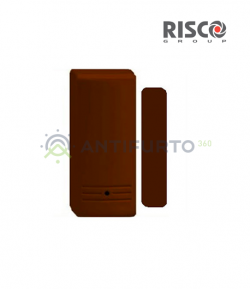 Trasmettitore senza fili Monodirezionale. Colore marrone-Risco RWT72M868BRC