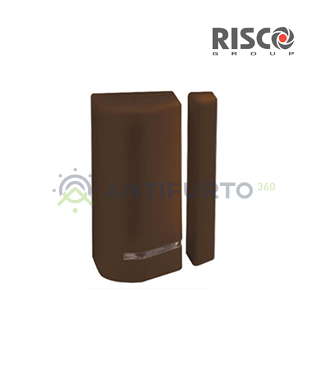 Trasmettitore universale senza fili bidirezionale, colore marrone-Risco RWX73F8BR00A