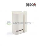 Trasmettitore wireless bidirezionale con contatto magnetico Risco RWX73M86800B - Antifurto360.it