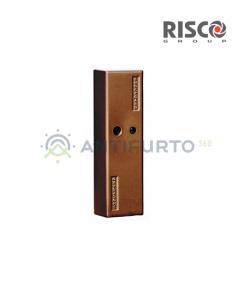 Sensore sismico Shockgard con sensore piezoelettrico incapsulato marrone - Risco GT06098A