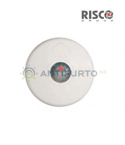 Sensore doppia tecnologia antimascheramento da soffitto - Risco RK150DTG300B
