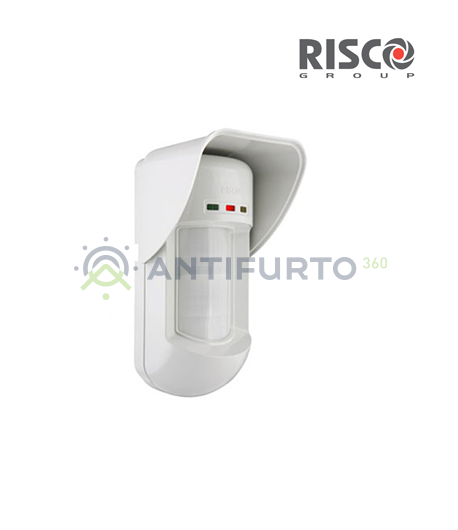 Sensore doppia tecnologia rk315dtu000a - Antifurto giardino ...