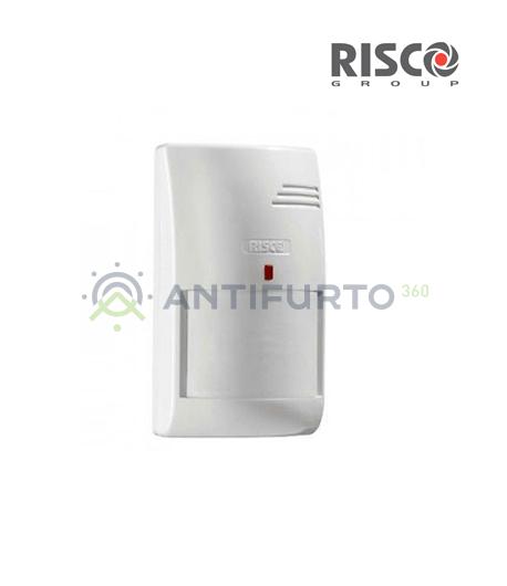 DigiSense™ - Rivelatore Infrarossi QUAD, copertura 15m-Risco RK415PR0000A