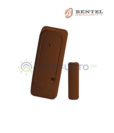 Contatto magnetico marrone per centrali BW - Bentel BW-MCB