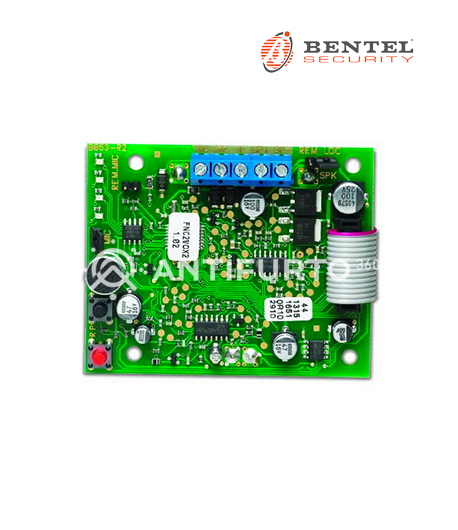 Scheda sintesi vocale per centrali Sistema UNIT, per B-GSMA e BMOD-RX - Bentel NC2/VOX