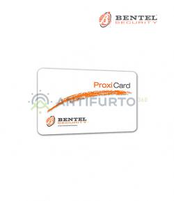 Tessera di prossimità senza contatti per lettore PROXI.  - Bentel PROXI-CARD