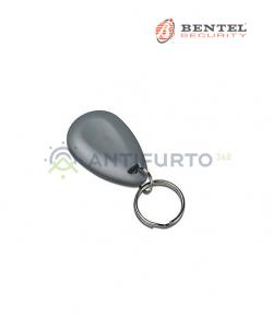 Tag di prossimità Grigi con etichette di identificazione - Bentel PROXI-TAG/G