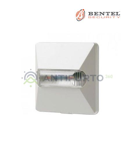 Indicatore Remoto LED Rosso Lampeggiante 12Vdc. - Bentel RILED/12F