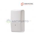 Contatto magnetico via radio con un ingresso per zona veloce 433Mhz. - Bentel AMC30