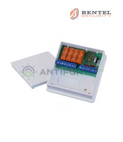 Modulo 4 contatti liberi a 12Vdc normalmente aperti da 8A 230 Vac - Bentel BRM04/12