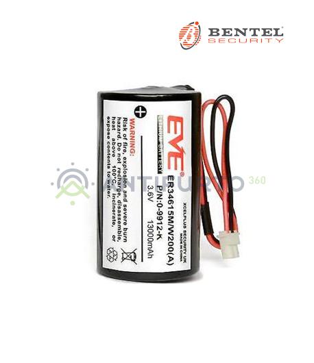 Batteria per BW-SRI e BW-SRO - Bentel BW-B12K