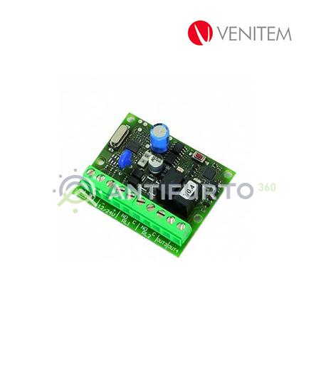 Ricevitore wireless a 12 Vdc per radiocomando VELA