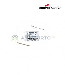 Scheda di analisi per rilevare gli impulsi del contatto a fune-Menvier Cooper CSA 471AN