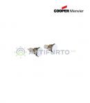 Contatto magnetico per porte blindate - Menvier Cooper CSA 423TF