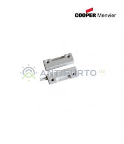 Contatto magnetico in termoplastico con terminali a filo - Menvier Cooper CSA 403TF