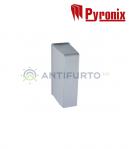 """Staffa da parete per l'installazione """"spalla a spalla"""" di due rilevatori serie XD-Pyronix XD-FIXED-B"""