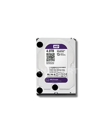 Hard Disk 4 TB adatto per sistemi di videosorveglianza- Accessori TVCC HD4TBSATA