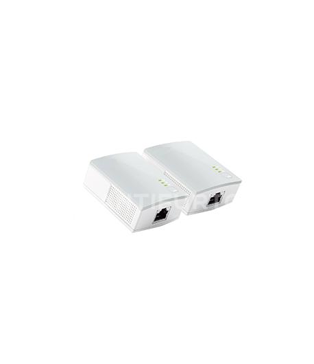 Kit 2 mini adattatori powerline IP- Accessori TVCC POWERLINE