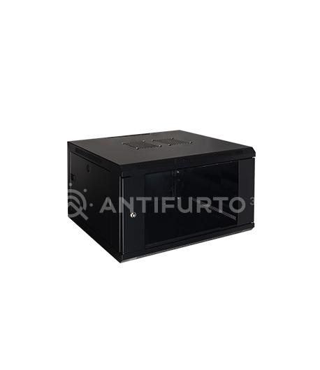 "Armadio rack 19"" 6U/560x450- Accessori TVCC RACK"