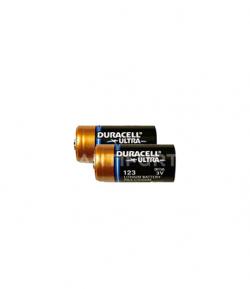 Batteria litio CR123 per trasmettitori radio- Accessori CR123