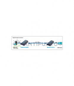 Extender HDMI su rete IP- Accessori TVCC EXTHDMI-IP