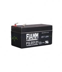 Accumulatore 12 V 1.2 Ah, FG20121, Fiamm