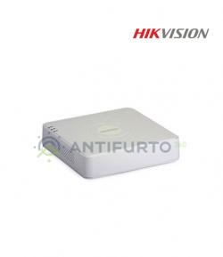 DS-7104HGHI-F1 Registratore DVR 4 canali a 720P@25ips, TVI/AHD/CVBS -Hikvision