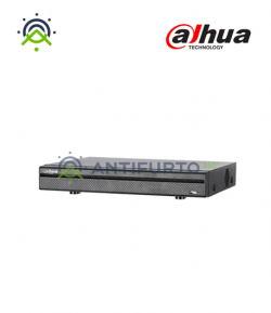 XVR5108H-4KL-X DVR AHD \CVBS \HD-CVI \IP 8Ch 1HDD 12V I\O Audio - Dahua