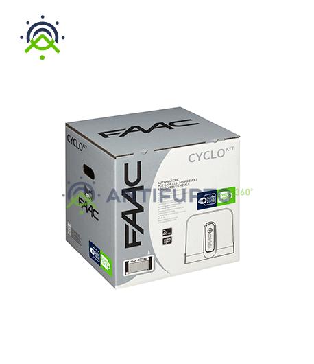 Cyclo Kit 24V Safe Green- FAAC 1059995