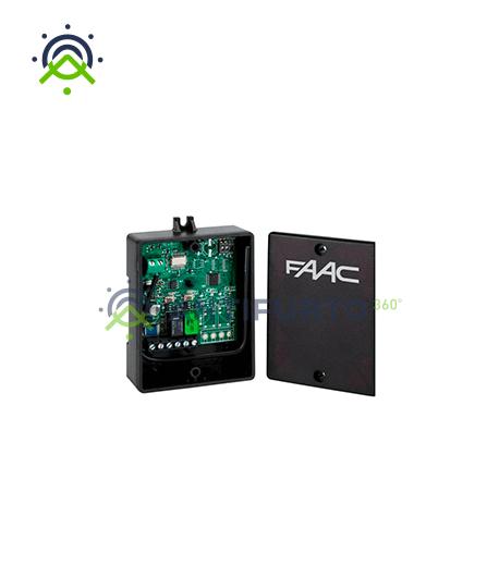Ricevente quadricanale XR4 868 C- FAAC 787750
