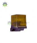 Lampeggiatore FAACLIGHT 24 VDC- FAAC 410024- Antifurto360.it