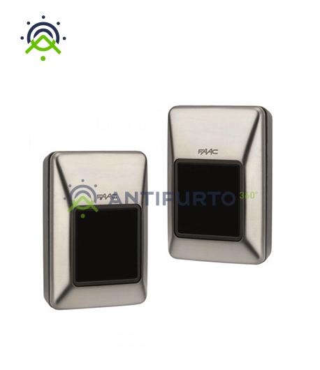 Fotocellula XP30 con scocca inox - FAAC 7851051