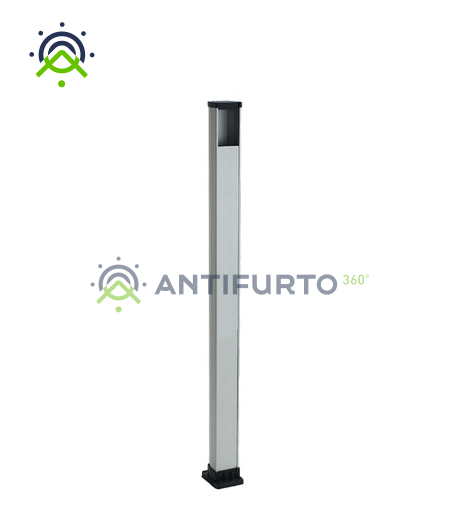 Colonnetta alta in alluminio- FAAC 401034