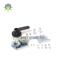 FAAC 490111 Kit apertura cancello 180°