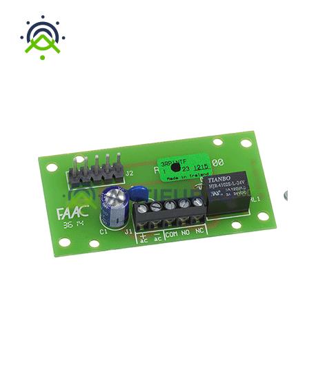 Interfaccia relè RP con un collegamento filare-FAAC 787725