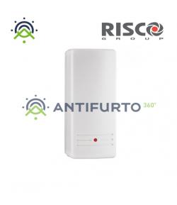 Trasmettitore universale senza fili Monodirezionale doppio canale e identificativo di zona-Risco RWT72X86800C