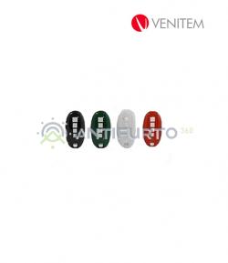 Radiocomando rolling code Vela RX  colore verde-Venitem VELATXV