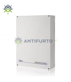 Centrale per la gestione di un massimo di 100 terminali-Inim SmartLiving 10100L/G3