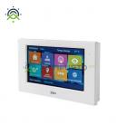 """Interfaccia utente Touch Screen 4,3"""" su I-Bus, colore bianco-Inim Alien/SB"""