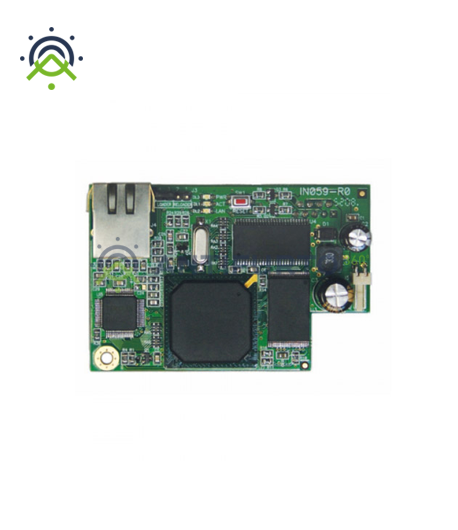 Interfaccia Ethernet per connessione a reti LAN e WAN, TCP/IP-Inim SmartLan/G