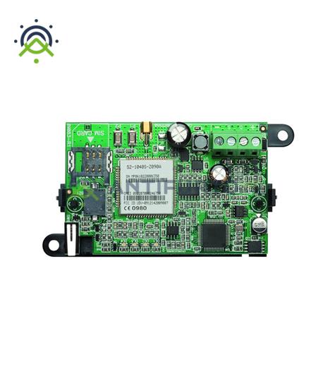 Modulo GSM/GPRS integrato su I-BUS-Inim Nexus/G