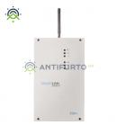 Generatore linea di riserva ed avvisatore su rete GSM/GPRS e P, con box-Inim SmartLink/AGP